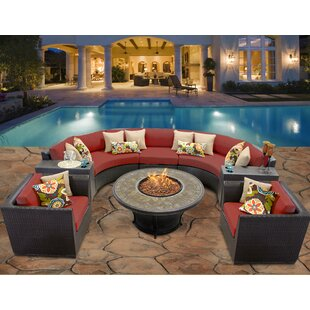 Fire Pit Table Sets You\'ll Love | Wayfair