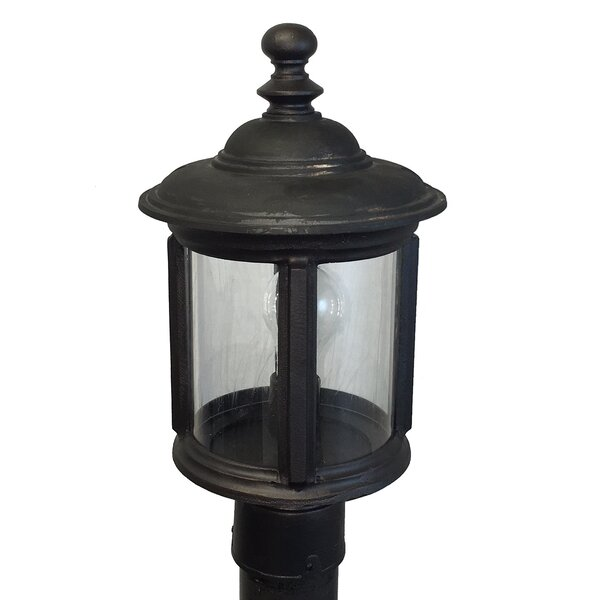 Perales 1-Light Lantern Head by Alcott Hill