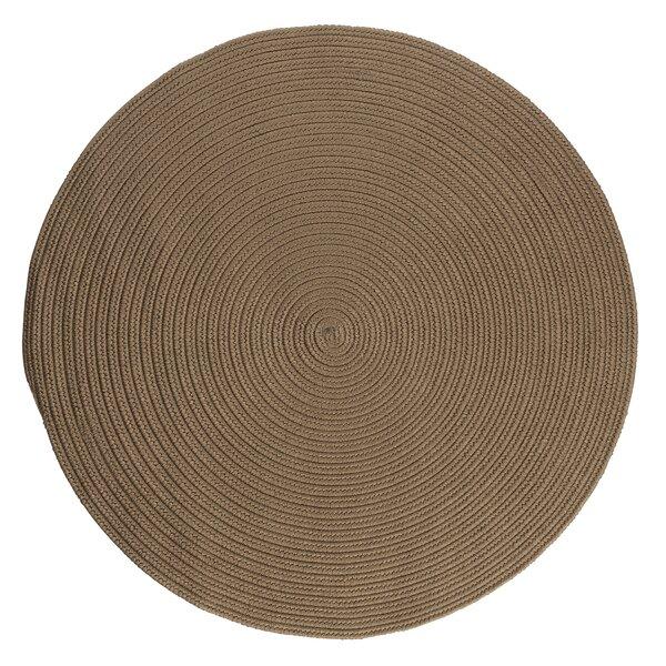 Mcintyre Brown Indoor/Outdoor Area Rug by Winston Porter