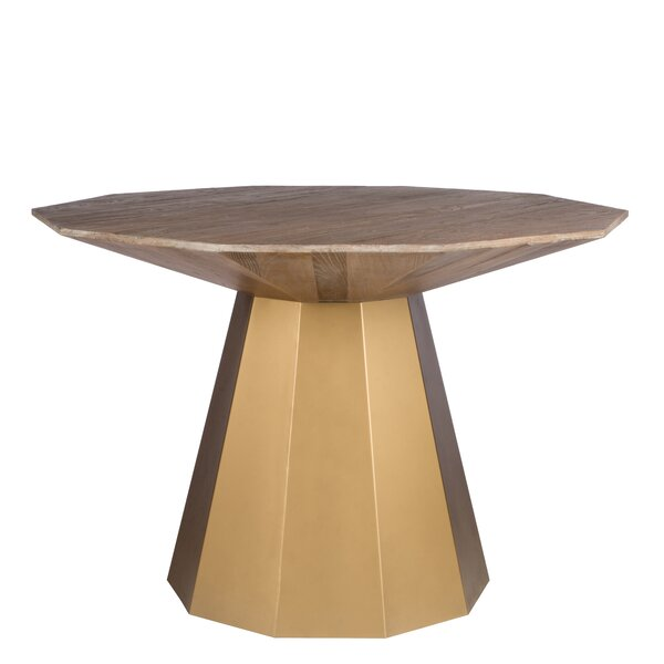 Morpeth Dining Table by Everly Quinn
