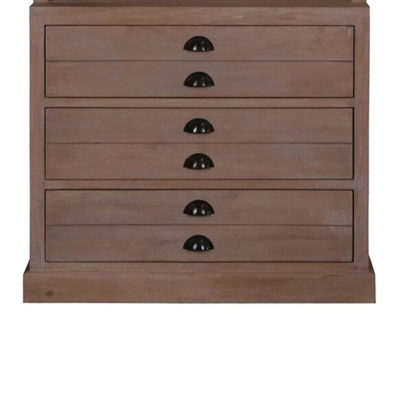 Prairie 3 Drawer Lateral File by Gracie Oaks