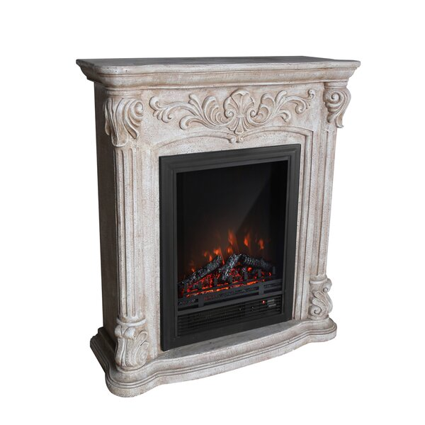 Home & Outdoor Sepulveda Electric Fireplace