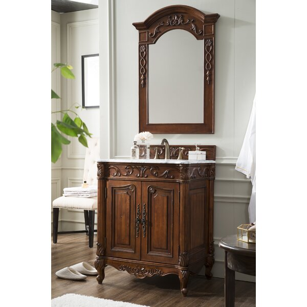 Avildsen Traditional 30 Single Bathroom Vanity Set by Astoria Grand