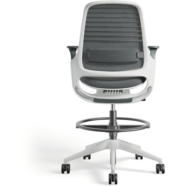 Series 1 Stool Mesh Office Chair by Steelcase