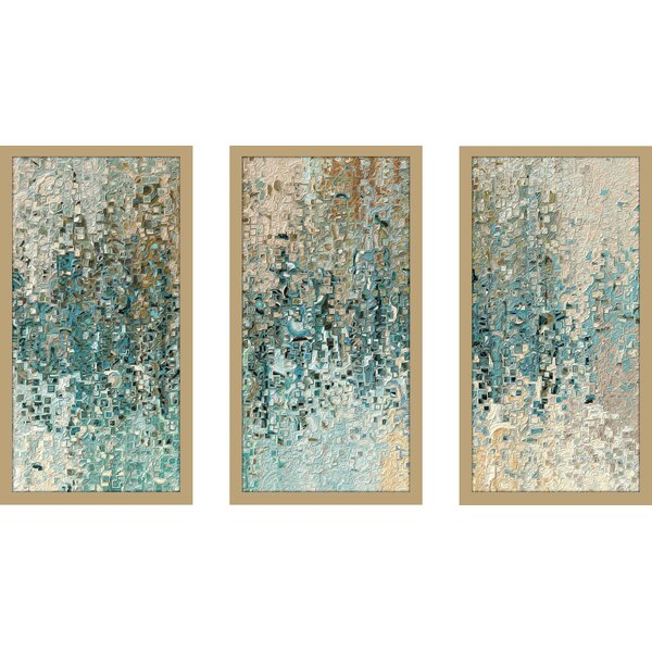 Romans 8 39 Max by Mark Lawrence 3 Piece Framed Graphic Art Print Set by Picture Perfect International