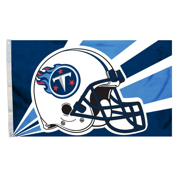 NFL Polyester Flag by Fremont Die