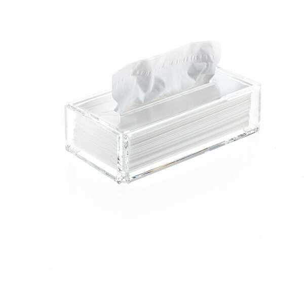 Knarr Acryllic Tissue Box Cover by Symple Stuff