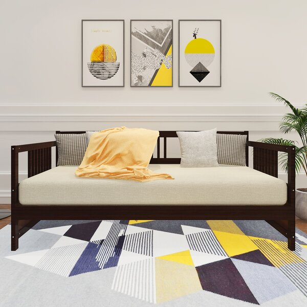 Modern Twin Daybed By Winston Porter