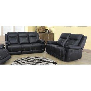 Valter 2 Piece Reclining Living Room Set by Red Barrel Studio®