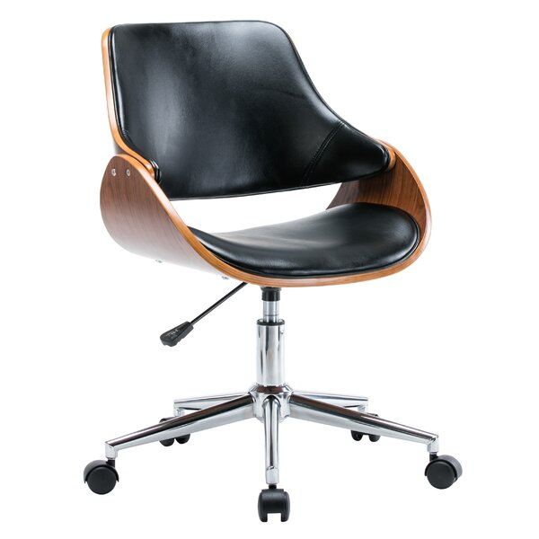 Dimattia Adjustable Height Office Chair by George Oliver