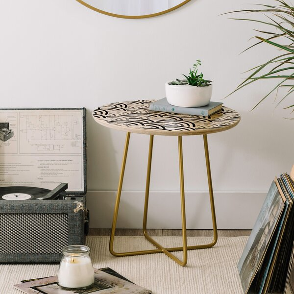 Little Arrow Design Co End Table By East Urban Home New