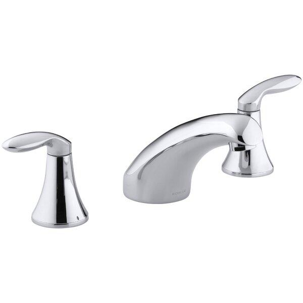 Coralais Desk Mount Roman Tub Bath Faucet Trim With Lever Handles By Kohler