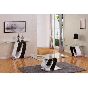 Coupon Brook 3 Piece Coffee Table Set ByOrren Ellis