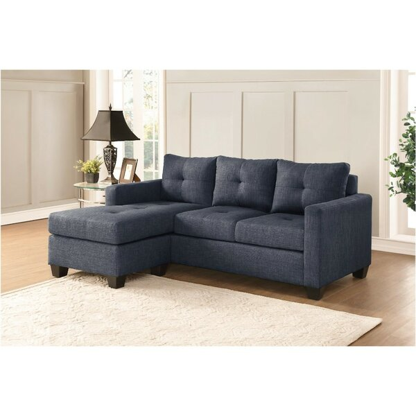 Carpio Right Hand Facing Sectional By Wrought Studio