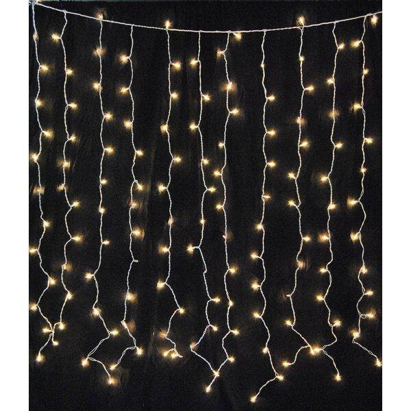 150 Light Icicle Lighting by Queens of Christmas