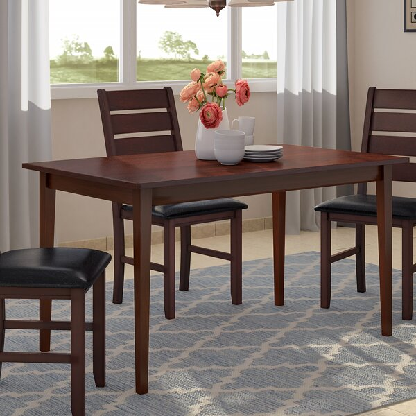 Bell Haven Dining Table by Alcott Hill