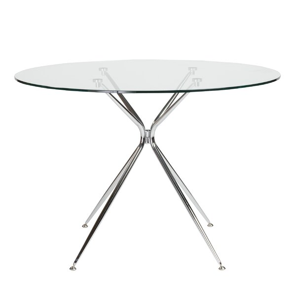 Berndt Round Dining Table by Orren Ellis