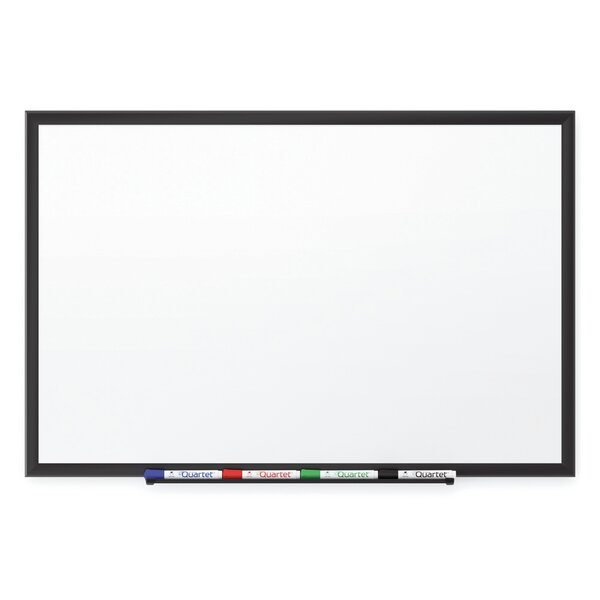 Classic Porcelain Magnetic Whiteboard by Quartet