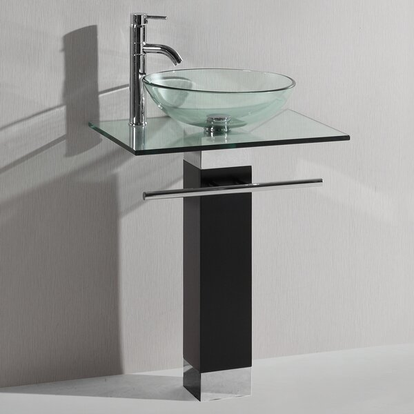 Emelia 24 Single Bathroom Vanity Set by Orren Ellis