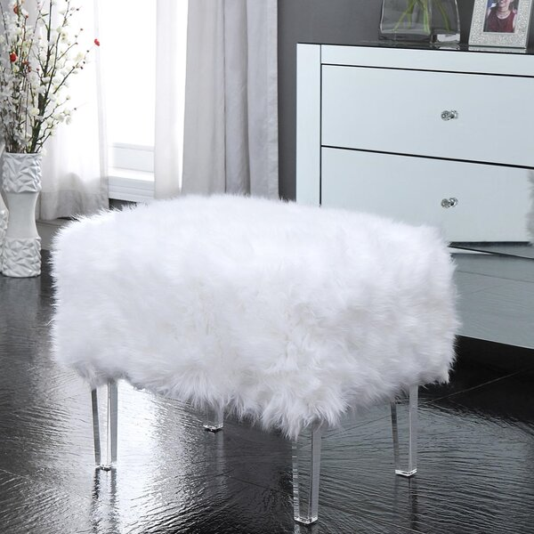 Bosarge Ottoman by Everly Quinn