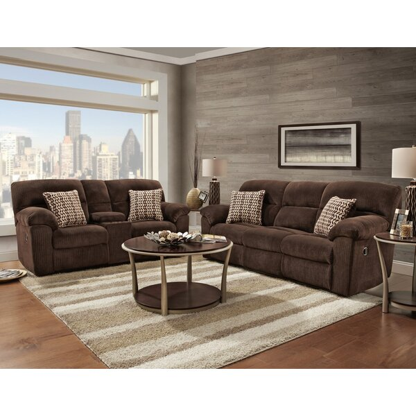 Napier Reclining 2 Piece Living Room Set by Red Barrel Studio