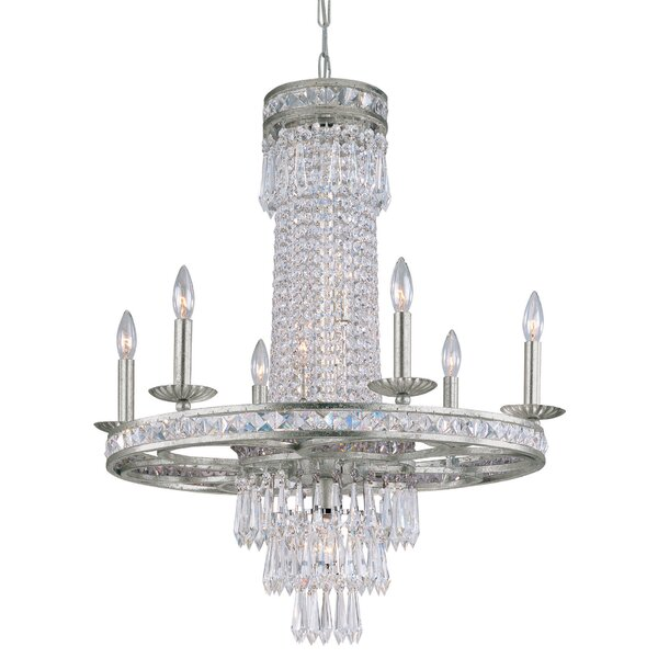 Markenfield 10-Light Candle Style Empire Chandelier By Astoria Grand