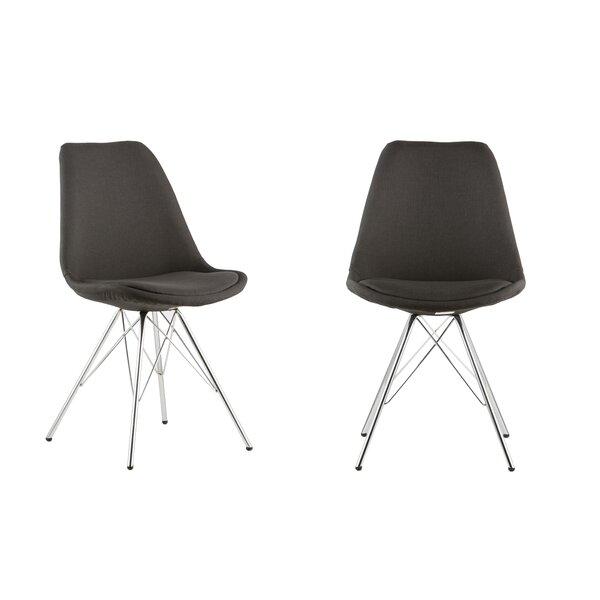 Clemon Side Chair (Set of 2) by Orren Ellis Orren Ellis