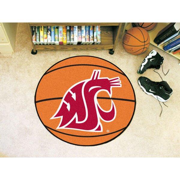 NCAA Washington State University Basketball Mat by FANMATS