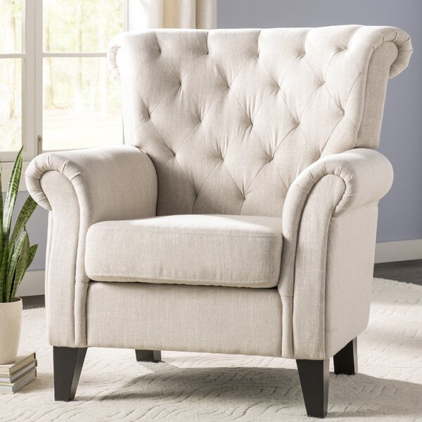 Penbrook Armchair by Three Posts