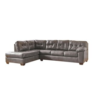 Haris Reclining Sectional Red Barrel Studio