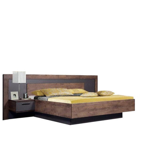 Fulford Queen Platform Bed with Mattress by Brayden Studio