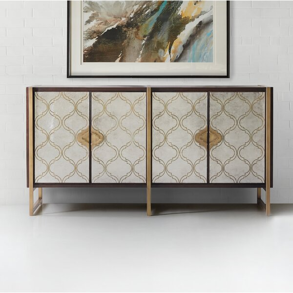 Melange Classic Credenza by Hooker Furniture