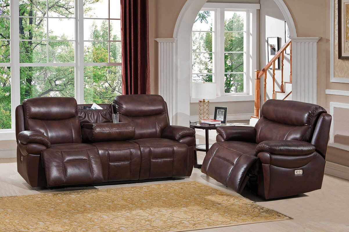 Amax sanford 2 piece leather living room set reviews 2 piece leather living room set