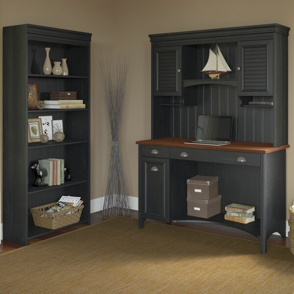 Carroll 3 Piece Desk Office Suite by Darby Home Co