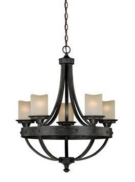 Galyon  Candle-Style Chandelier by Laurel Foundry Modern Farmhouse