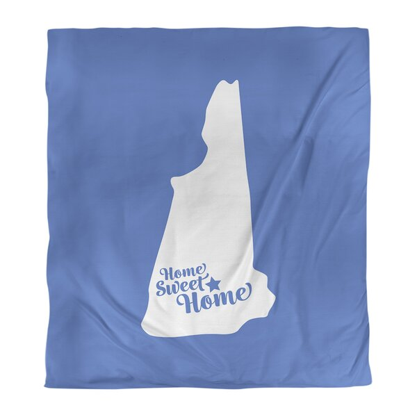 Home Sweet Concord Duvet Cover