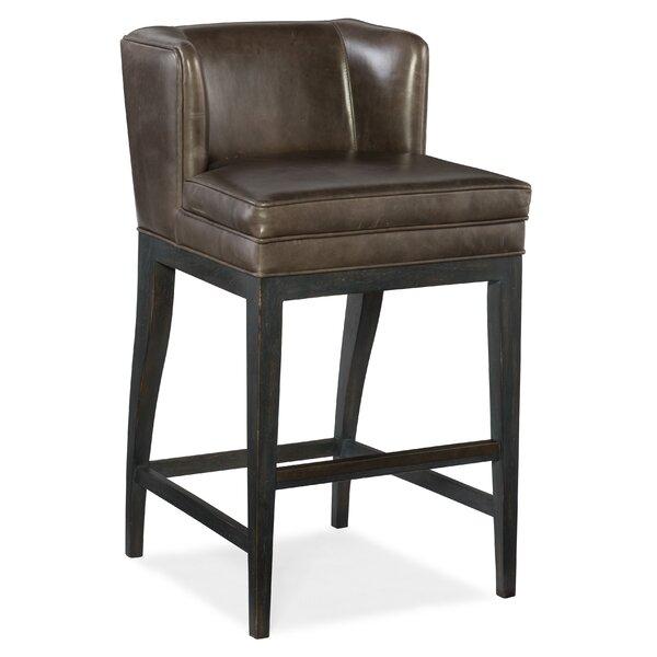 Jada Contemporary Bar Stool by Hooker Furniture