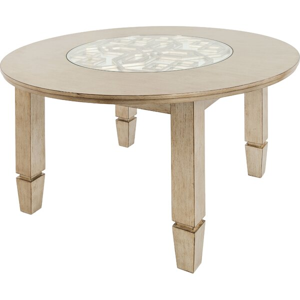Hannah Dining Table by House of Hampton