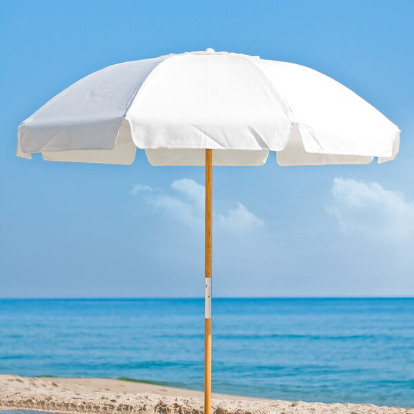 Burgan 7.5' Beach Umbrella By Freeport Park