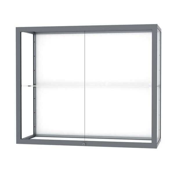 Champion Series Wall Display Case by Waddell