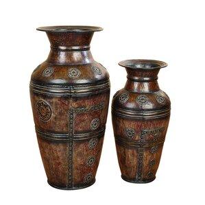 floor vases you'll love | wayfair