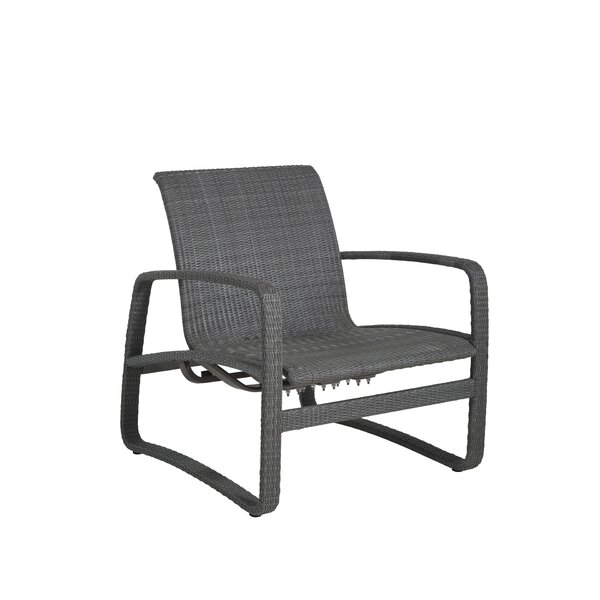 Delray Woven Patio Chair by Summer Classics