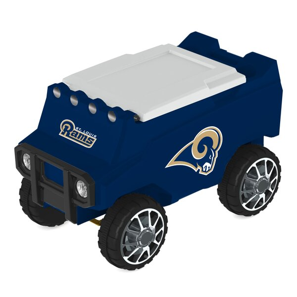 30 Qt. NFL Rover Cooler by C3 Custom Cooler Creations