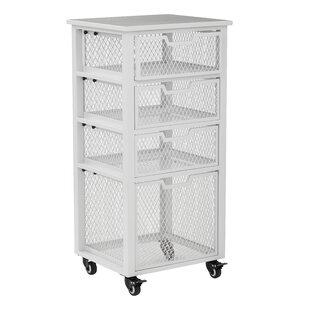 Clayton 4-Drawer Storage Chest ByOSP Designs