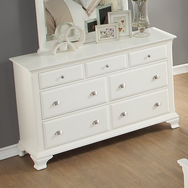 Shenk 7 Drawer Dresser by Winston Porter