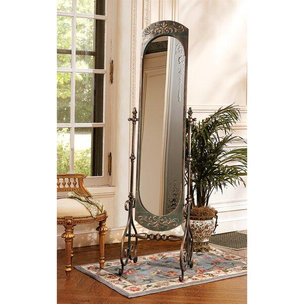 Lady Constance Cheval Mirror by Design Toscano
