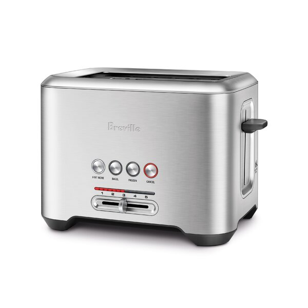 2 Slice Bit More Toaster By Breville.
