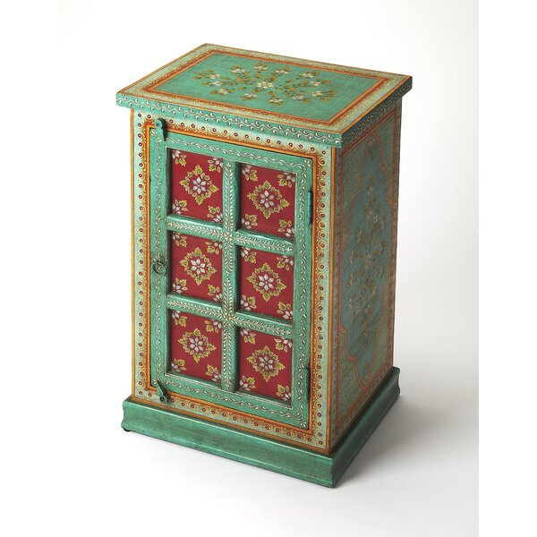 Candice End Table by Bloomsbury Market