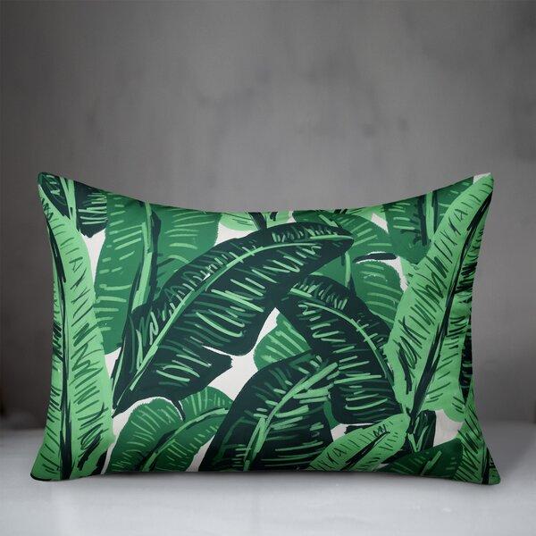 Palm Outdoor Pillow Wayfair