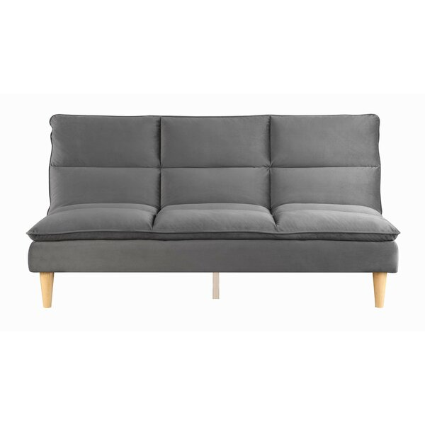 Englehart Upholstered Tufted Sleeper by Ebern Designs